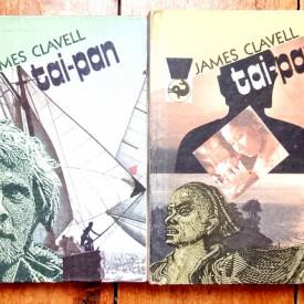 James Clavell - Tai-Pan (2 vol., editie hardcover)
