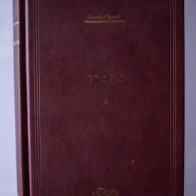 James Clavell - Vartejul (vol. I, editie hardcover invelita in piele)