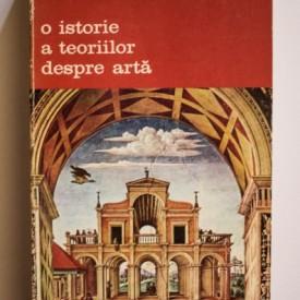 Jan Bialostocki - O istorie a teoriilor despre arta (sec. XV-XX)