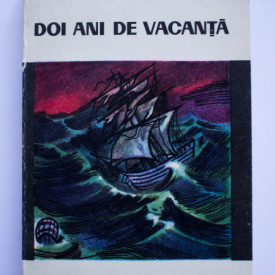 Jules Verne - Doi ani de vacanta