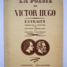 La poesie de Victor Hugo (extraits) (editie hardcover)