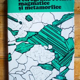 Lazar Pavelescu - Petrografia rocilor magmatice si metamorfice (editie hardcover)