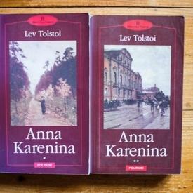 Lev Tolstoi - Anna Karenina (2 vol.)