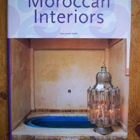 Lisa Lovatt-Smith - Maroccan interiors (editie hardcover, multilingva)