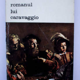 Luigi Ugolini - Romanul lui Caravaggio
