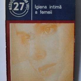 Manuela Cristina Russu - Igiena intima a femeii