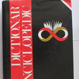 Marcel D. Popa - Dictionar enciclopedic (vol. I, editie hardcover)