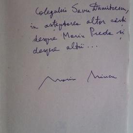 Marin Mincu - Intermezzo II (cu autograf)