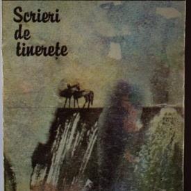 Marin Preda - Scrieri de tinerete