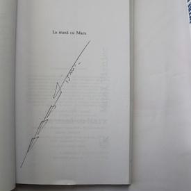 Matei Visniec - La masa cu Marx (cu autograf)
