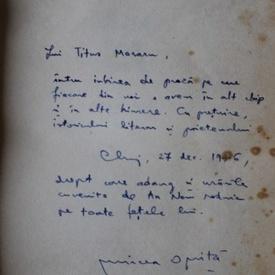 Mircea Oprita - Adevarul despre himere (cu autograf)