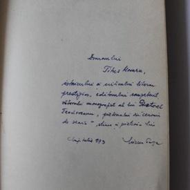 Mircea Popa - Ilarie Chendi (debut, cu autograf)