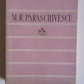 Miron Radu Paraschivescu - Poezii. Cele mai frumoase poezii