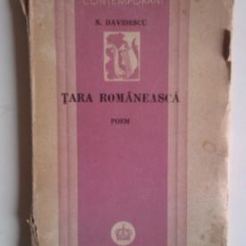 N. Davidescu - Tara Romaneasca