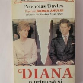 Nicholas Davies - Diana - o printesa si nefericita ei casnicie
