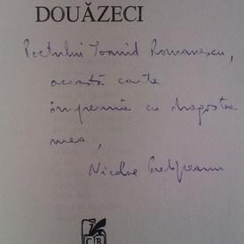 Nicolae Prelipceanu - Un civil in secolul douazeci (cu autograf)