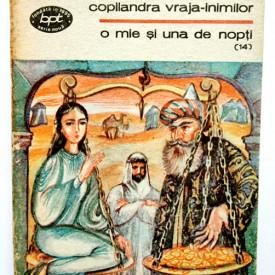 O mie si una de nopti - Povestea cu Copilandra Vraja-Inimilor (vol. 14 din serie)