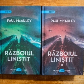 Paul McAuley - Razboiul linistit (2 vol., editie hardcover)
