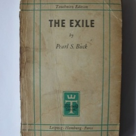 Pearl S. Buck - The Exile (editie interbelica, in limba engleza)