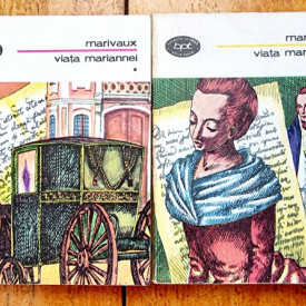 Pierre de Marivaux - Viata Mariannei (2 vol.)