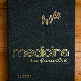 Prof. dr. Marin Voiculescu (coord.) - Medicina in familie (editie hardcover)