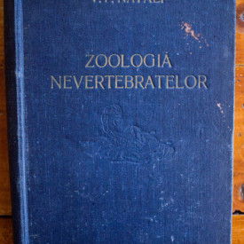 Prof. V. F. Natali - Zoologia nevertebratelor (editie hardcover)