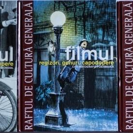 Raftul de cultura generala - Filmul (regizori, genuri, capodopere) (3 vol., hardcover)
