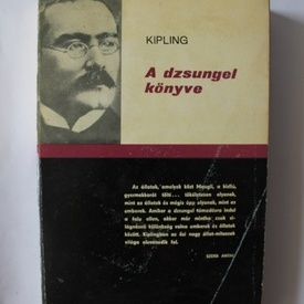 Rudyard Kipling - A dzsungel konyve (editie in limba maghiara)