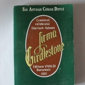 Sir Arthur Conan Doyle - Firma Girdlestone