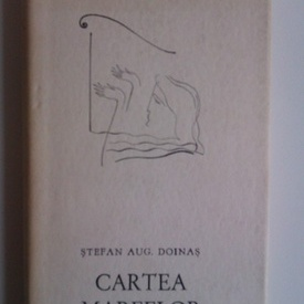 Stefan Aug. Doinas - Cartea mareelor (debut, editie hardcover)