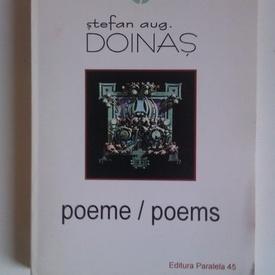 Stefan Aug. Doinas - Poeme/Poems (editie bilingva romana-engleza, cu autograful traducatorului, Cristina Tataru)