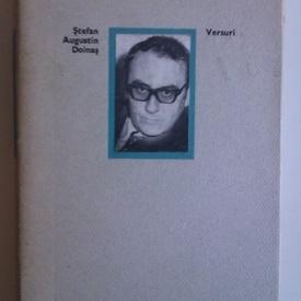Stefan Aug. Doinas - Versuri (editie hardcover)