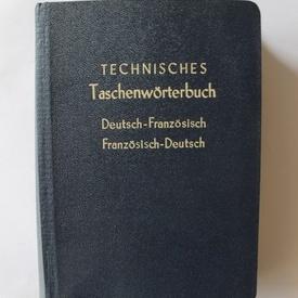 Technisches Taschenworterbuch - Deutsch-Franzosisch, Franzosisch-Deutsch (editie hardcover)