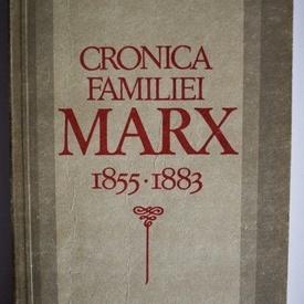 Yvonne Kapp - Cronica familiei Marx. 1855-1883