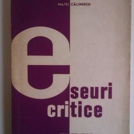 Matei Calinescu - Eseuri critice