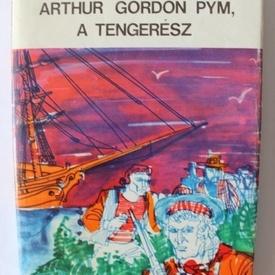 Edgar Allan Poe - Arthur Gordon Pym, a tengeresz (editie hardcover)