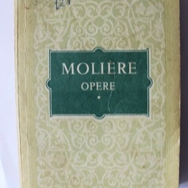 Moliere - Opere I