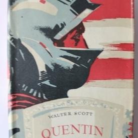 Walter Scott - Quentin Durward (editie hardcover)