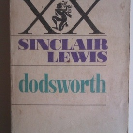 Sinclair Lewis - Dodsworth