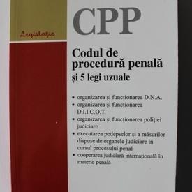 Codul de procedura penala si 5 legi uzuale