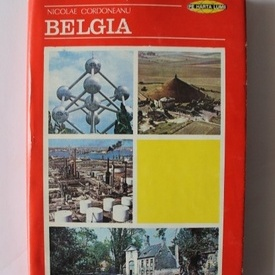 Nicolae Cordoneanu - Belgia (editie hardcover)