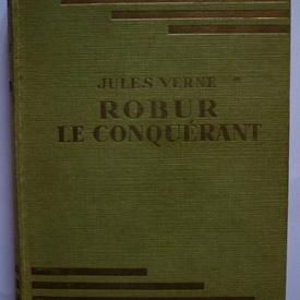Jules Verne - Robur. Le Conquerant (editie hardcover)