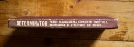 Prof. univ. dr. Gheorghe Salageanu, prof. dr. Anisoara Salageanu - Determinator pentru recunoasterea ciupercilor comestibile, necomestibile si otravitoare din Romania (editie hardcover)