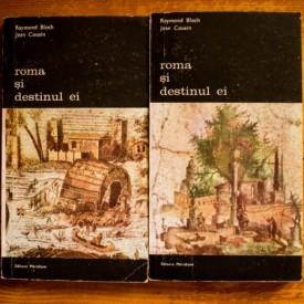 Raymond Bloch, Jean Cousin - Roma si destinul ei (2 vol.)