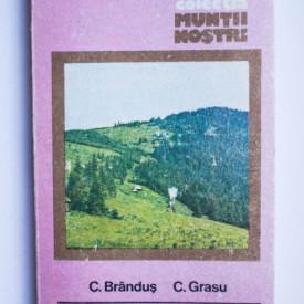 C. Brandus, C. Grasu - Muntii Tarcau (colectia Muntii nostri)