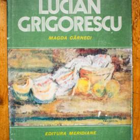 Magda Carneci - Lucian Grigorescu (editie hardcover)