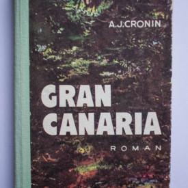 A. J. Cronin - Gran Canaria (editie hardcover)