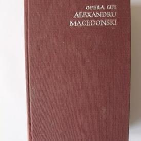 Adrian Marino - Opera lui Alexandru Macedonski (editie hardcover)