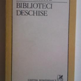 Al. Calinescu - Biblioteci deschise