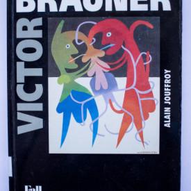Alain Jouffroy - Victor Brauner (editie hardcover)